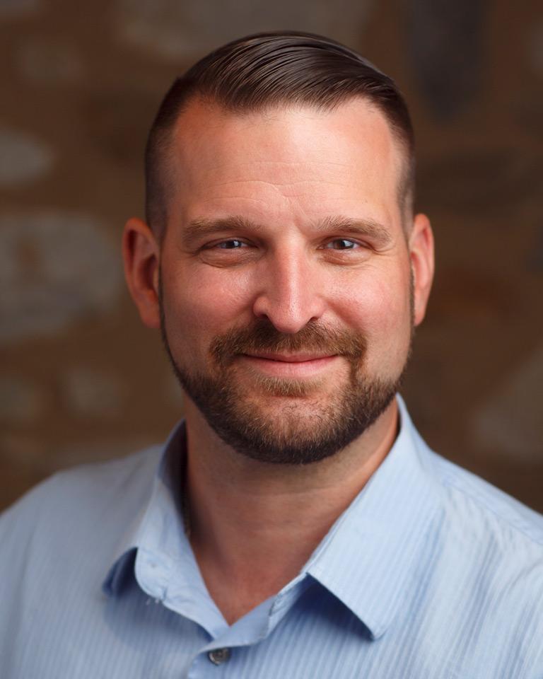 Headshot of Project Manager, Blake Murphy