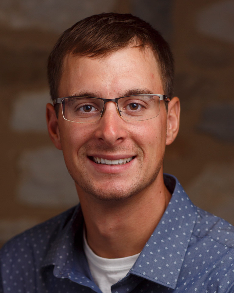 Headshot of Senior Project Manager, Daniel Hickel