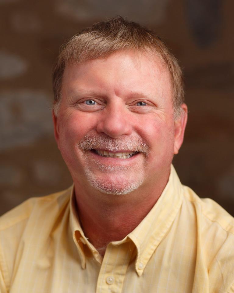 Headshot of Senior Project Manager, Doug Wilson