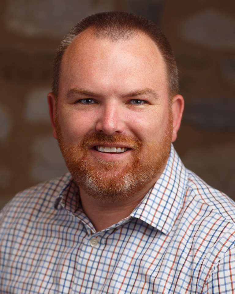 Headshot of Director of Operations, Kevin Eshleman
