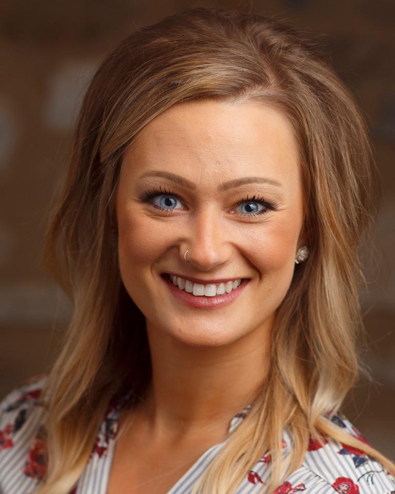 Headshot of Project Administrator, Lauren Carter