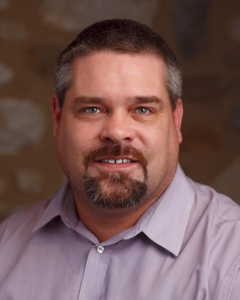 Headshot of Vice President of Estimating, Willian Gainer